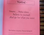 Маркет | Obaldet | 2012 Personalized Planner
